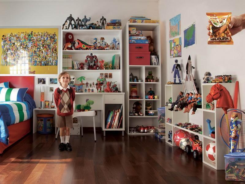 Мягкие игрушки и порядок в доме