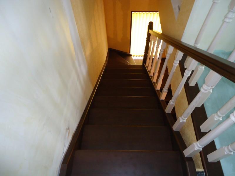 Скрипящие лестницы в старых домах
