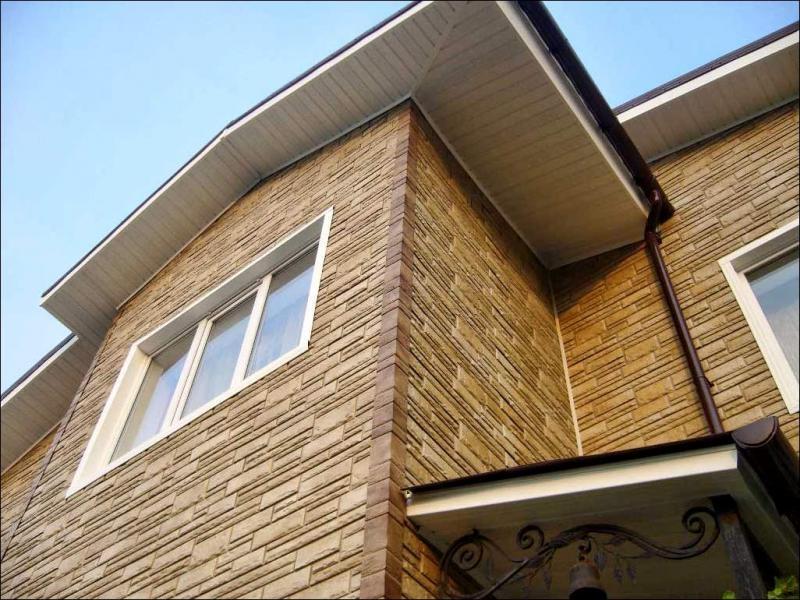 Фасадные панели для дома