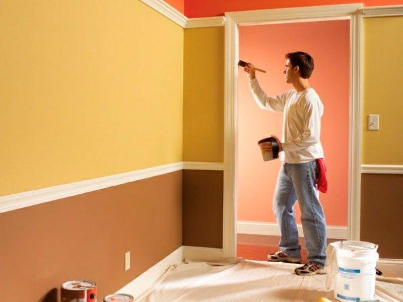 Выбор краски без особых хлопот. Качественная краска для стен и фасада