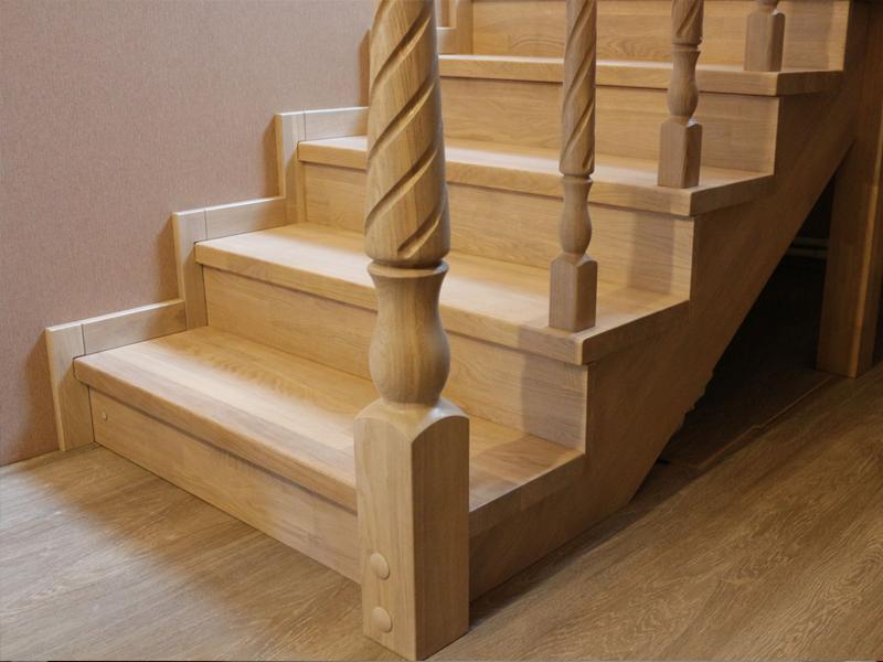 Как исправить скрипучие деревянные лестницы?