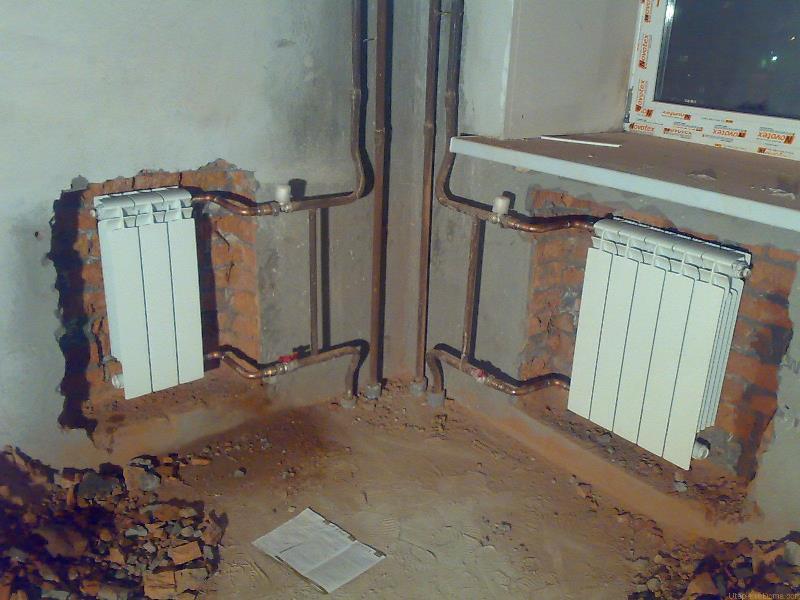 Как составить заявление на переделку отопления в квартире?