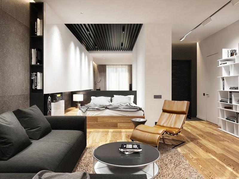 Комфортный интерьер квартиры – продуманный минимализм в деталях